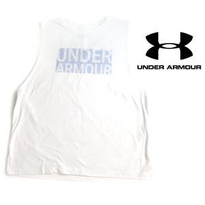 Under Armour Heat Gear Loose Graphic Muscle Tank